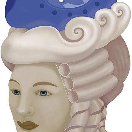 wig head pluma 450
